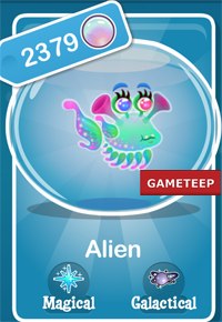 Fish With Attitude - Alien