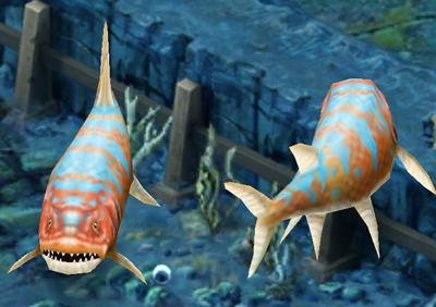 Jurassic Park Builder: Xiphactinus | Gameteep