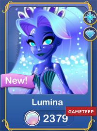Mermaid World - Lumina Mermaid