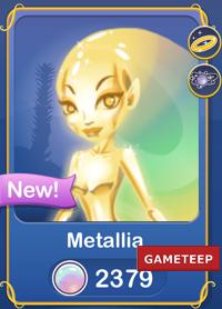 Mermaid World - Metallia Mermaid