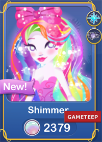 Mermaid World - Shimmer Mermaid