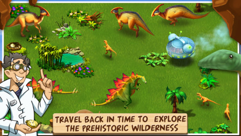 Wonder Zoo  Animal & dinosaur rescue Screenshot 1