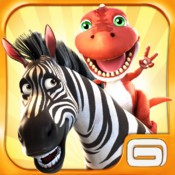 Wonder Zoo Animal dinosaur rescue icon
