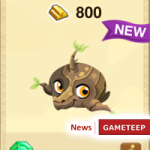 Dragon Story: Dawntree Dragon has been released for breeding!