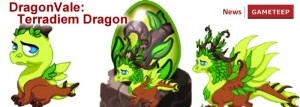 DragonVale Terradiem dragon Evolution
