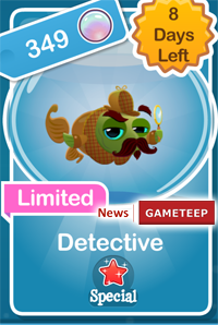 Fish with attitude detective fish gameteep for Fish with attitude breeding guide
