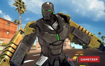 Iron Man 3: Mark 25 - Striker | Gameteep