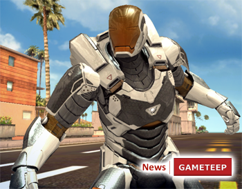 Iron Man 3: Mark 39 - STARBOOST | Gameteep