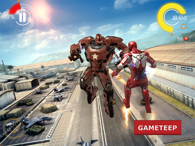 Iron Man Costume Game - Play online at Y8.com