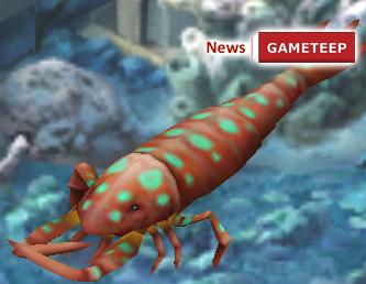 Sea Scorpion Jurassic Park Builder