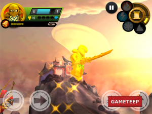 LEGO Ninjago - The Final Battle Screenshot 5