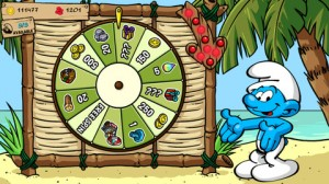 Smurfs Village April 10 screenshot 2