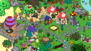 Smurfs Village April 10 screenshot 3