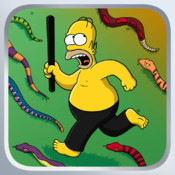 The Simpsons Tapped Out Whacking Day icon