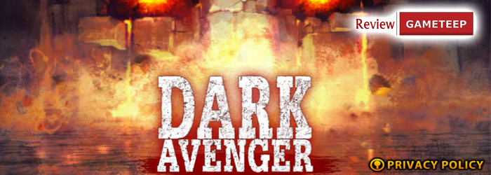 Dark Avenger Review Screen