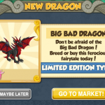 Dragon Story: Big Bad Dragon Now Available!