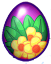 DragonVale Bouquet Dragon egg