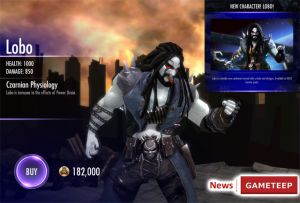 Injustice Gods Among Us Lobo Release