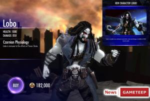 Injustice Gods Among Us Lobo Release