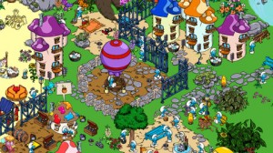 Smurfs Village Miners Mountain Hut Update New Mini Game 2