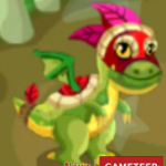 Dragon Story: New Dino, Fireworks & Independence Dragon