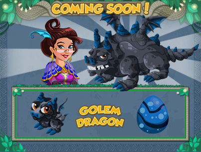 Dragon Story Golem Dragon Official