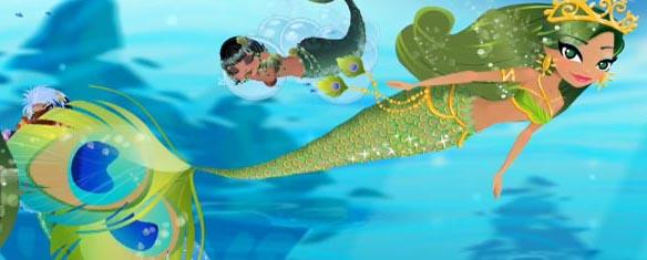 Mermaid World Plume Mermaid Full