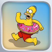 The Simpsons Tapped Out summer Icon 2013