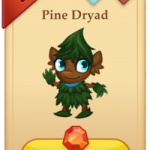 Tiny Castle: Pine Dryad