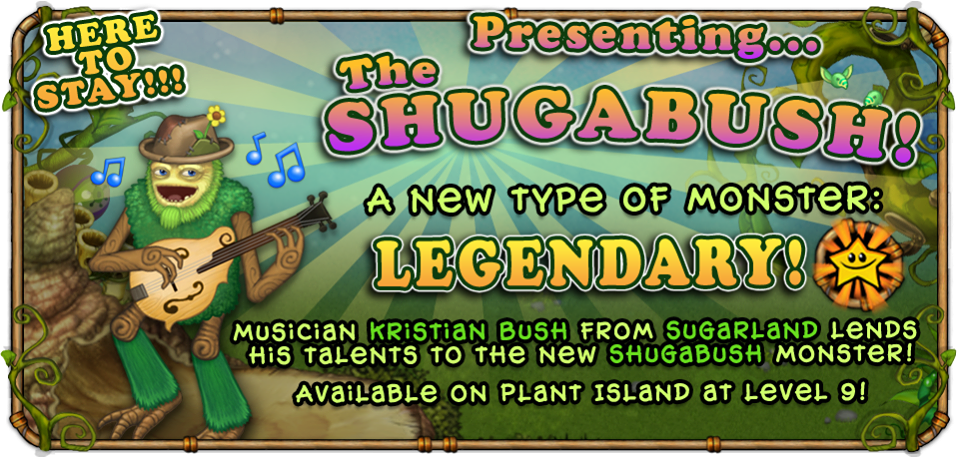 How to Breed Shugabush My Singing Monsters