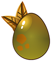 Dragon City Gaia Dragon egg