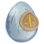 Dragon City Justice Dragon egg