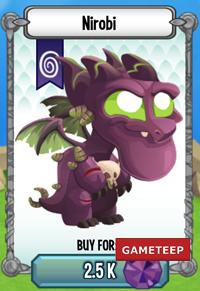 Dragon City Nirobi Dragon