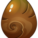 Dragon City Red Woods Dragon egg