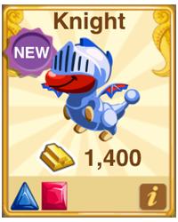 Dragon Story Knight Dragon