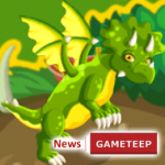 Dragon Story Triceratops Dragon Adult
