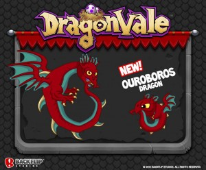 DragonVale Ouroboros Dragon official