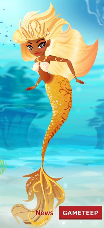 Mermaid World Leo Mermaid Full