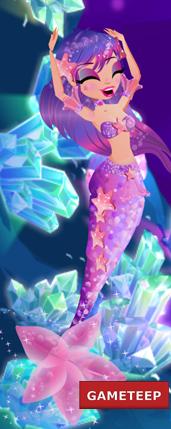 Mermaid World Starfairy Mermaid Full