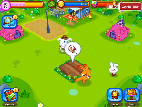 Moshi Monsters Village Screenshot 4 Gameteep