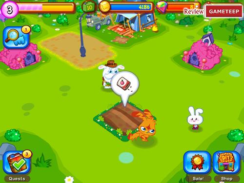 Moshi Monsters Village Screenshot 4 Gameteep