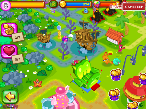 Moshi Monsters Village Screenshot 5 Gameteep