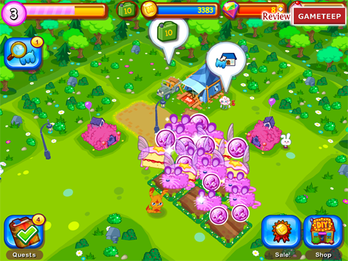 Moshi Monsters Village Screenshot 6 Gameteep