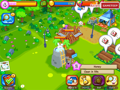 Moshi Monsters Village Screenshot 7 Gameteep