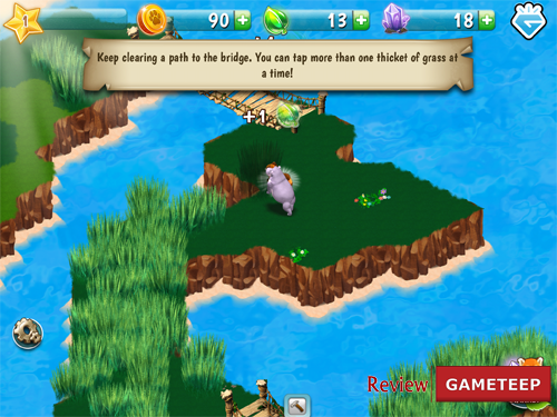 Animal Voyage Island Adventure Screenshot 4 Gameteep