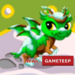 Dragon Story Alpine Dragon Teen