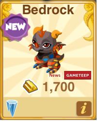 Dragon Story Bedrock Dragon