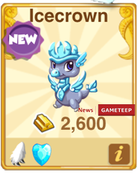 Dragon Story Icecrown Dragon