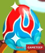 Dragon Story Meteor Dragon egg