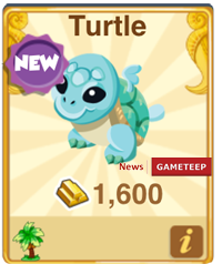 Dragon Story Turtle Dragon Baby